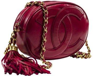 Chanel Vintage Lambskin Camera Bag