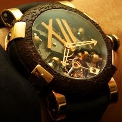 Romain Jerome's Fancy Watch