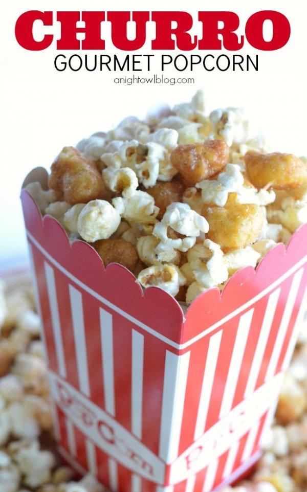 Churro Gourmet Popcorn