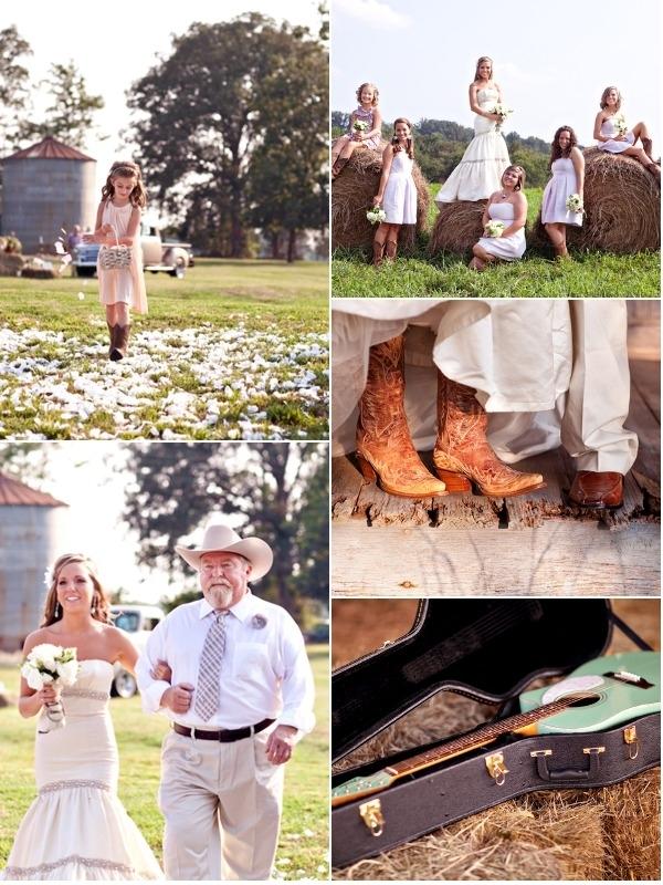 Boots & Hay