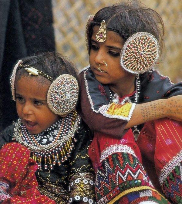 Rabari Girls