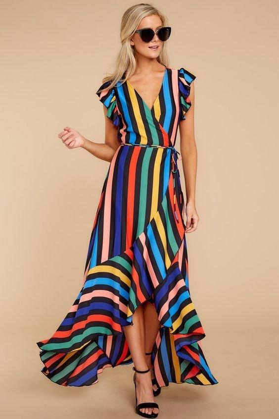 Clothing, Fashion model, Day dress, Dress, Shoulder,