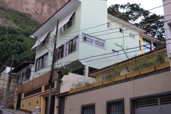 Rio, Brazil. CabanaCopa Hostel