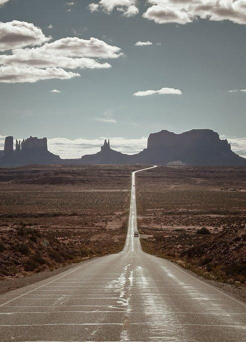 Utah's Monument Valley, USA