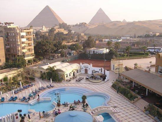 Le Meridien in Cairo, Egypt