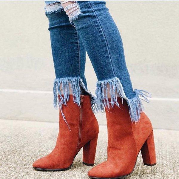footwear, boot, jeans, shoe, high heeled footwear,