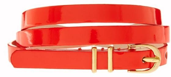 ASOS Skinny Patent Belt