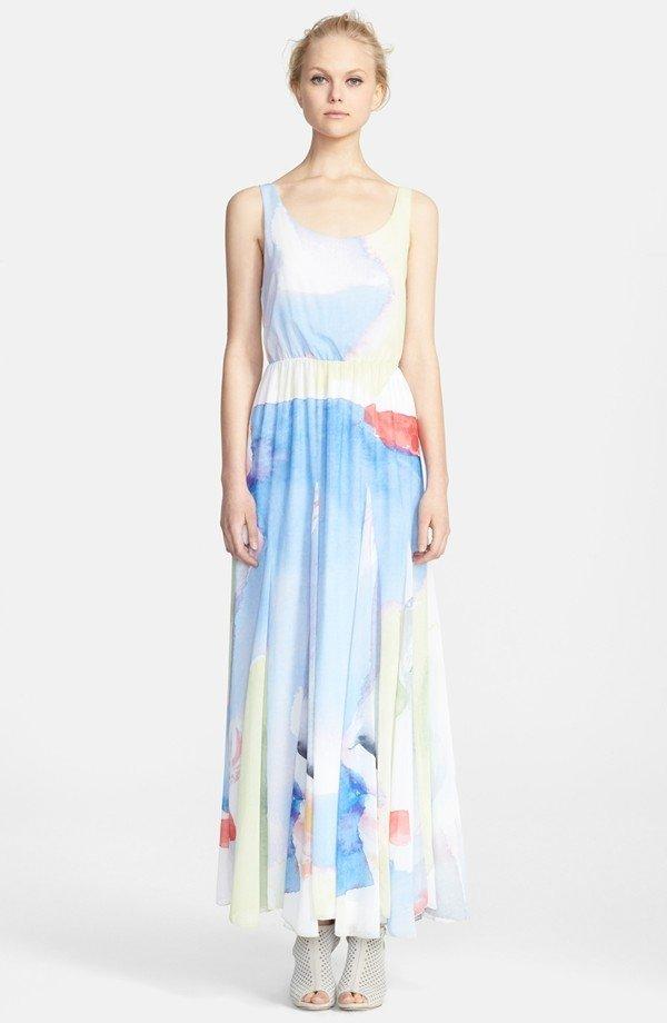 'Nina' Tank Maxi Dress