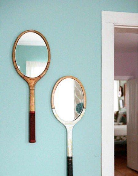 Racket Mirrors