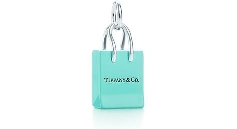 Tiffany & Co. Shopping Bag Charm