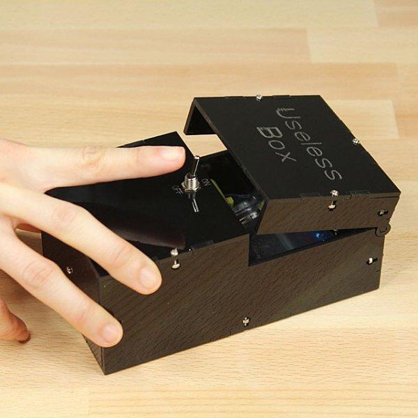 The Useless Box