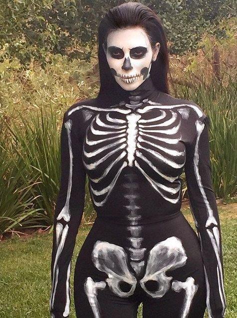 skeleton, costume,