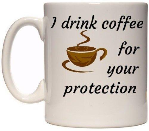 For Your Protection Mug