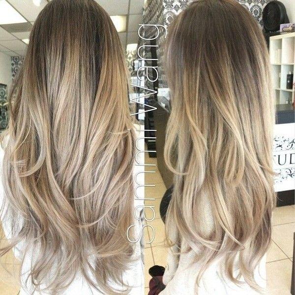 Dark Blonde to to Gold