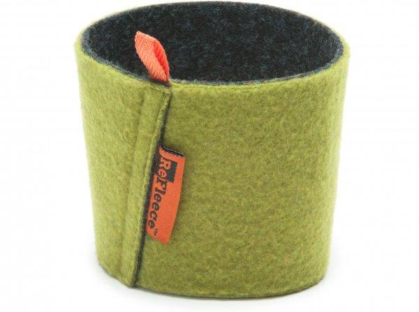 green, textile, material, wool, flowerpot,