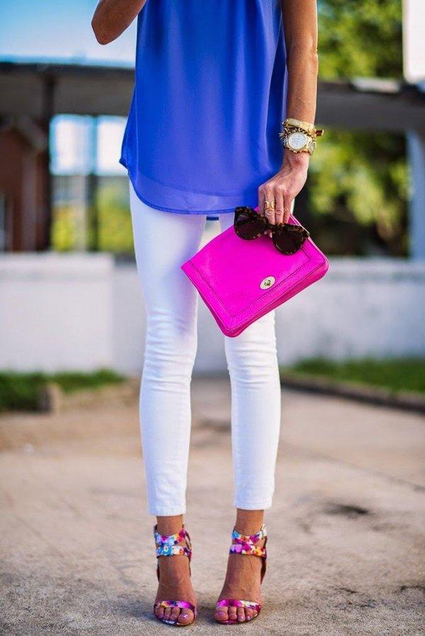 color,clothing,pink,blue,footwear,