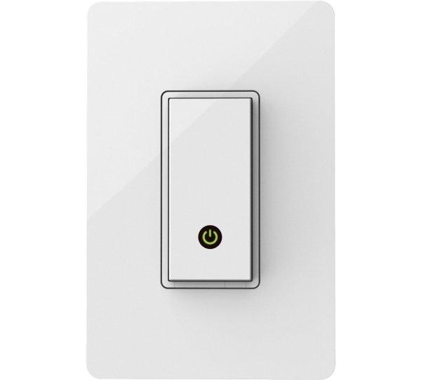 Belkin Light Switch, Wi-Fi Enabled