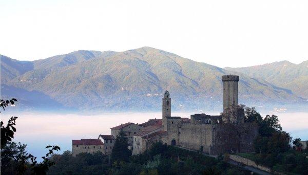 Pontremoli - Castello Del Piagnaro