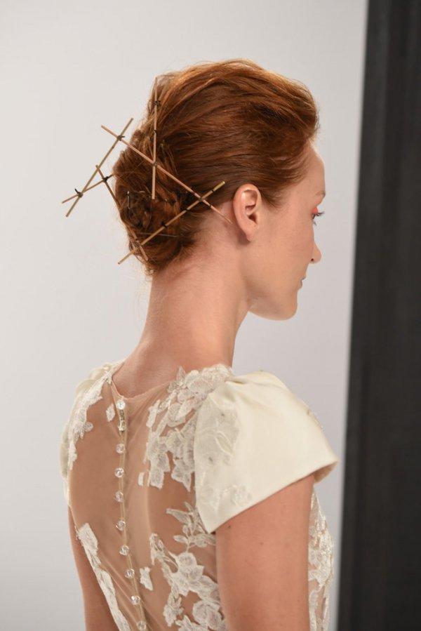 hair, clothing, wedding dress, hairstyle, bride,
