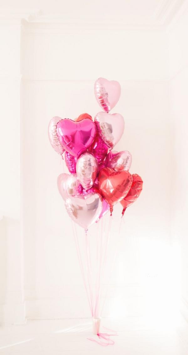 pink,flower,petal,balloon,