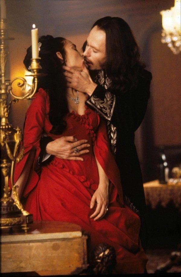 "Mina and Dracula, ""Bram Stoker's Dracula"""