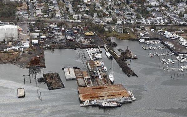 Arthur Kill Shipyard