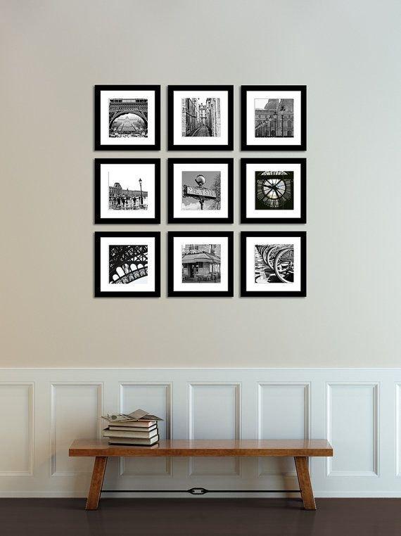 Wall, Room, Furniture, Interior design, Rectangle,
