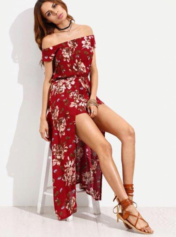 clothing, dress, pink, maroon, sleeve,