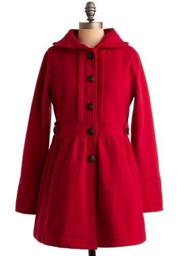 Well-Revered Coat