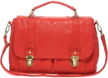 ASOS Traditional Colour Briefcase