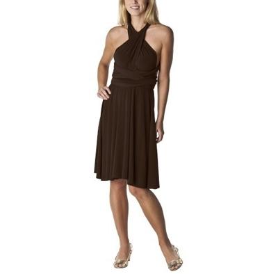 Mossimo Women's Multi-wear Twist and Wrap Dress