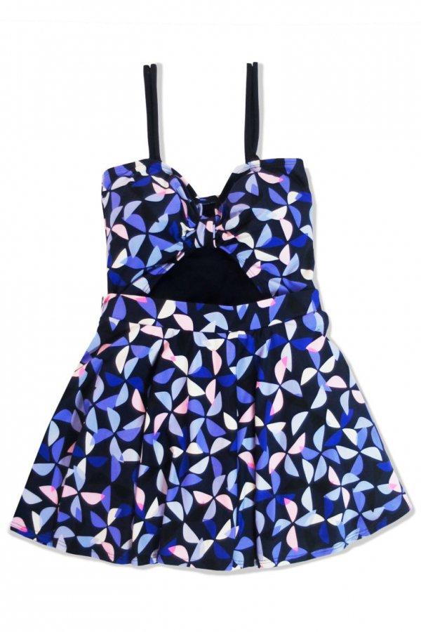 clothing, blue, electric blue, purple, pattern,