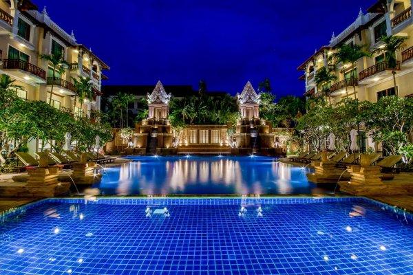 Sokha Angkor Resort in Siem Reap, Cambodia