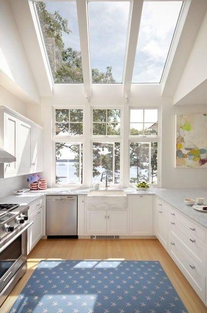 countertop, kitchen, property, room, window,