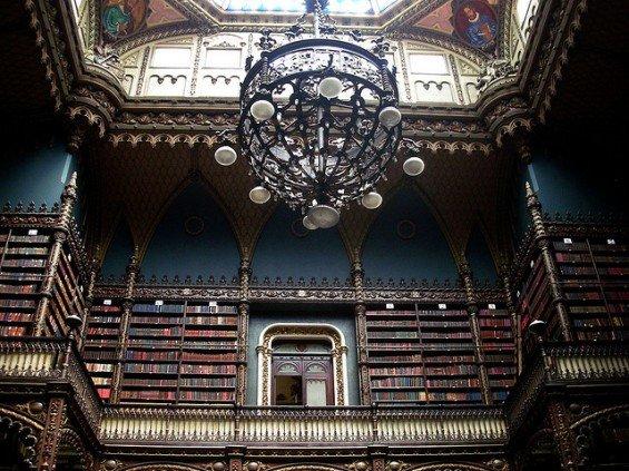 Royal Portugese Reading Room, Rio, Brazil