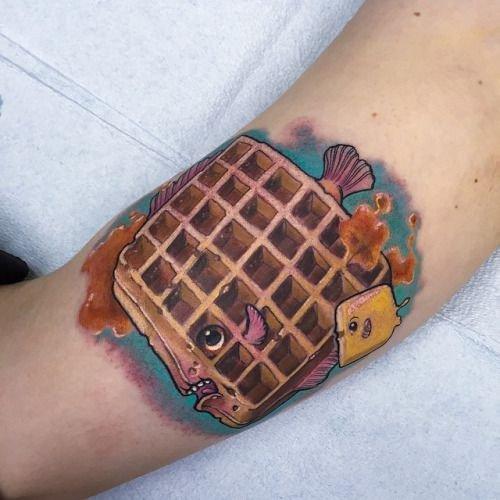 Fun Waffle Animals