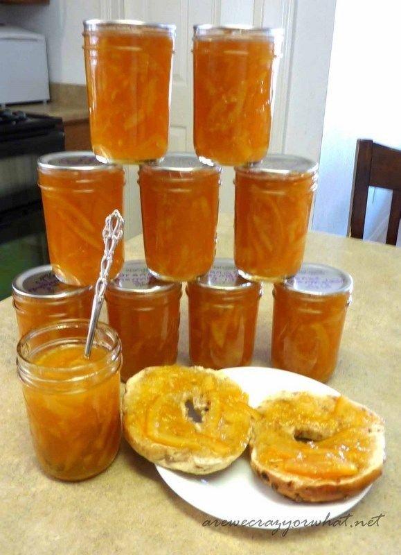 Old Fashioned Marmalade
