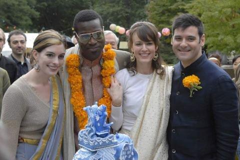 Singing Groom (Rachel Getting Married)