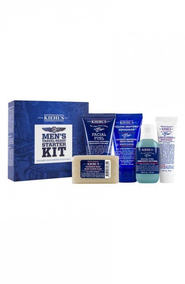 product, material, KIEHLS, MEN'S, TRAVEL,