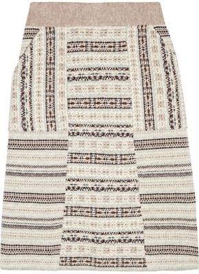 Tory Burch Fair Isle Skirt