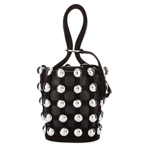 bag, white, black, product, shoulder bag,