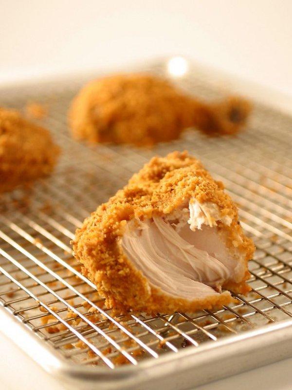 Flash-Fried Finger-Lickin' Chicken