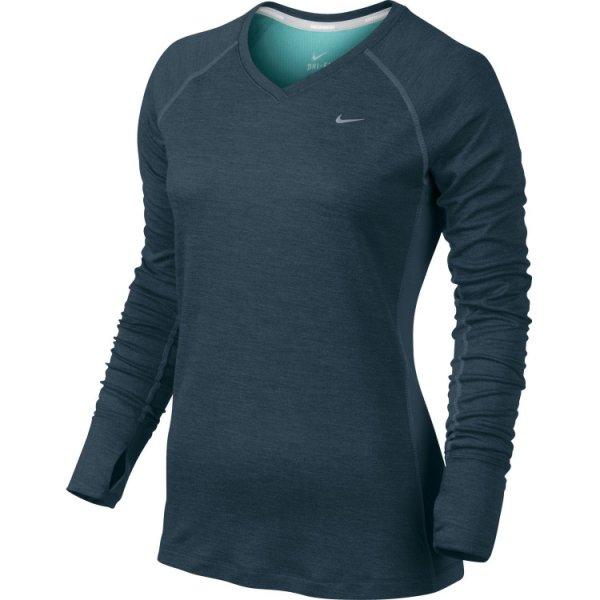 Nike Women's Dri-FIT Long Sleeve Shirt