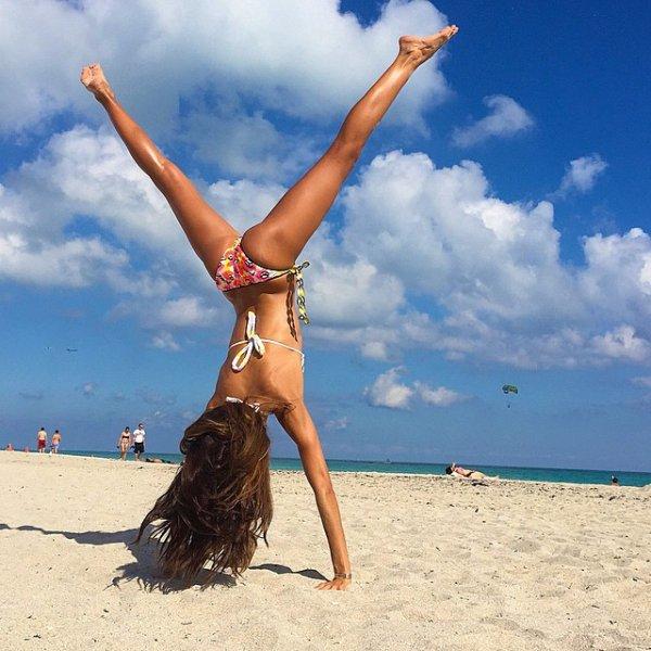 vacation, person, blue, shore, sky,