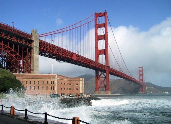 Fort Point, San Francisco (from Vertigo)