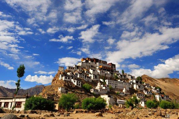Regain Your Spirits at Chemrey Monastery in Ladakh