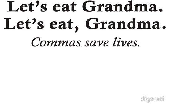 Heroic Commas