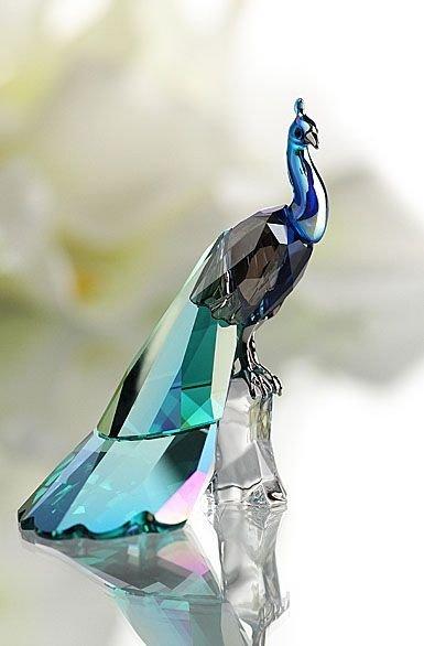 Swarovski Peacock