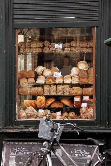 bakery,wood,interior design,food,display window,