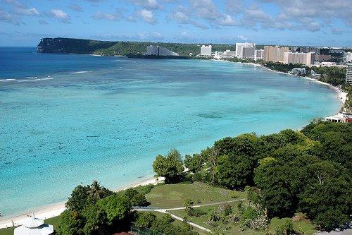 Diving and Trekking in Guam